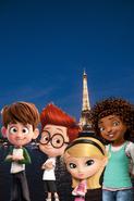 Four in Paris