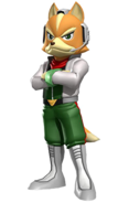 Fox McCloud, Star Fox Command