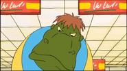 Horrid Dinosaur