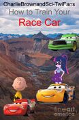 How to Train Your Race Car (2010; Movie Poster)
