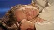 Jesus Christ Superstar (2000) - Jesus smiling in his sleep