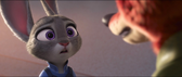 Judy afraid of nick