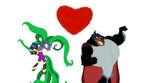 Mane-iac and Drake love together