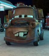 Mater in the Cars Shorts