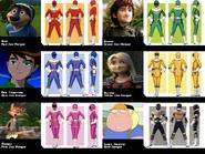 My Power Rangers Zeo profile