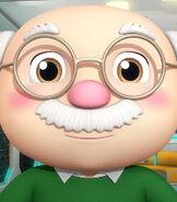 Old Man in Johny Johny Yes Papa