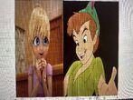 Peter Pan and Rose Lavillant