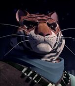 Tiger Claw in Teenage Mutant Ninja Turtles (2012)