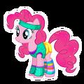 80s Pinkie Pie