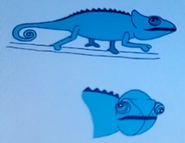 Batw-animal encyclopedia-chameleon