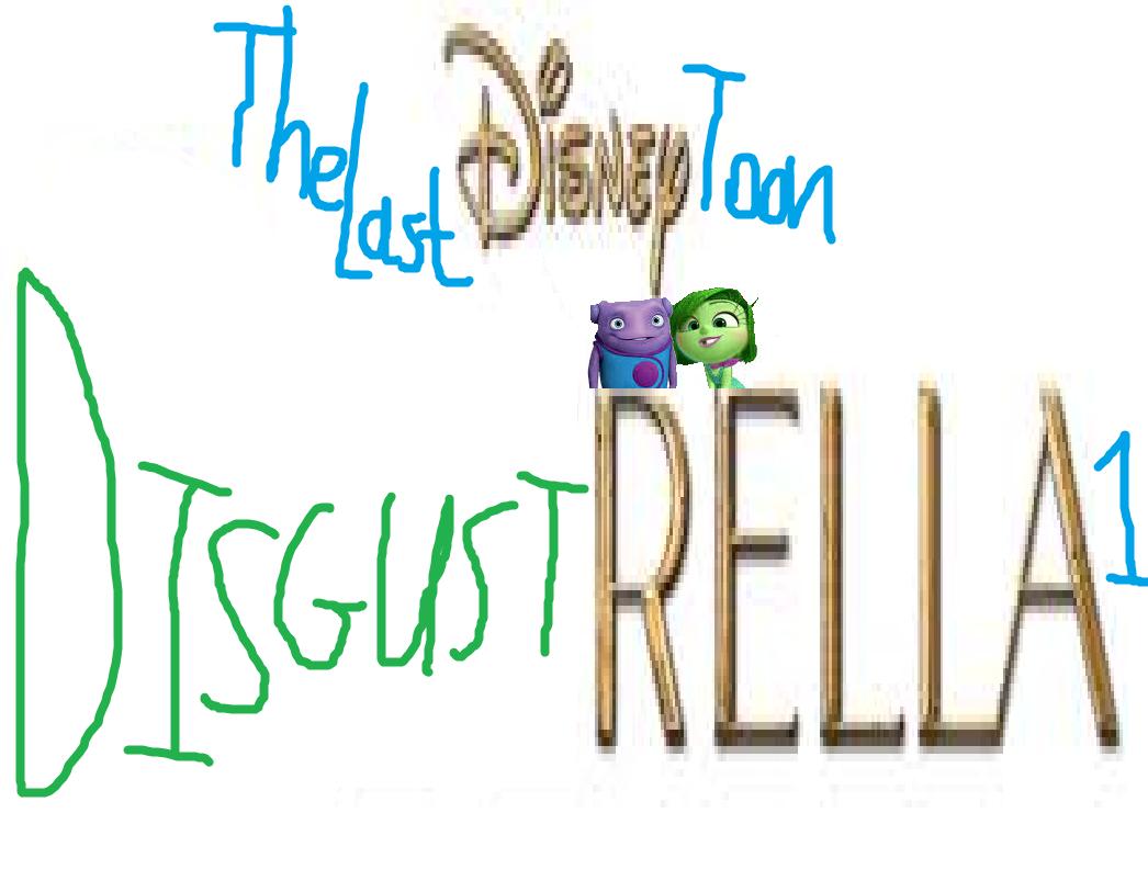 Disgustrella (TheLastDisneyToon's Style)