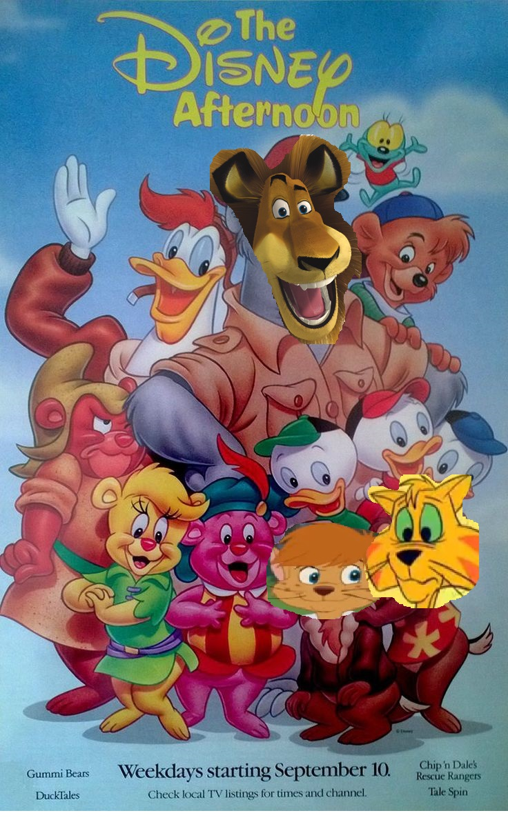 Disney Afternoon (Chris1701 Style)