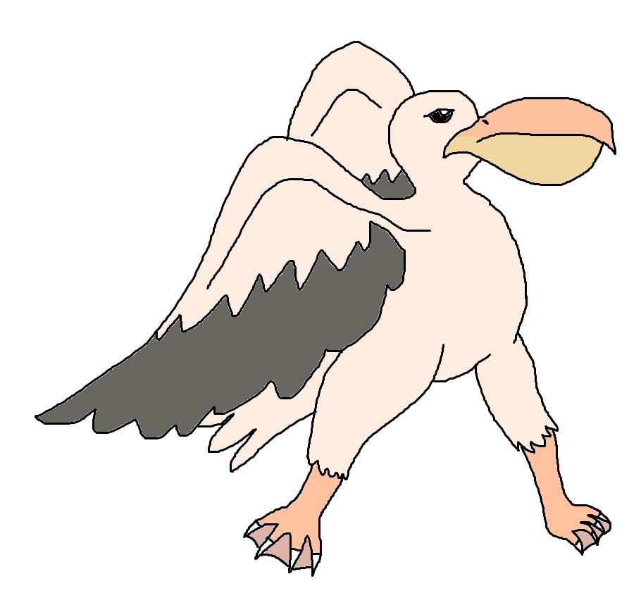 Giant Pelican
