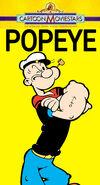 MGM Popeye vhs