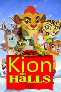 Kion the Halls Poster
