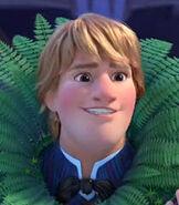 Kristoff in Olaf's Frozen Adventure