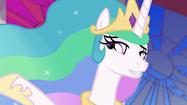 """Princess Celestia """"than my sister expected"""" S7E10"""