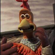 Rocky from Chicken Run