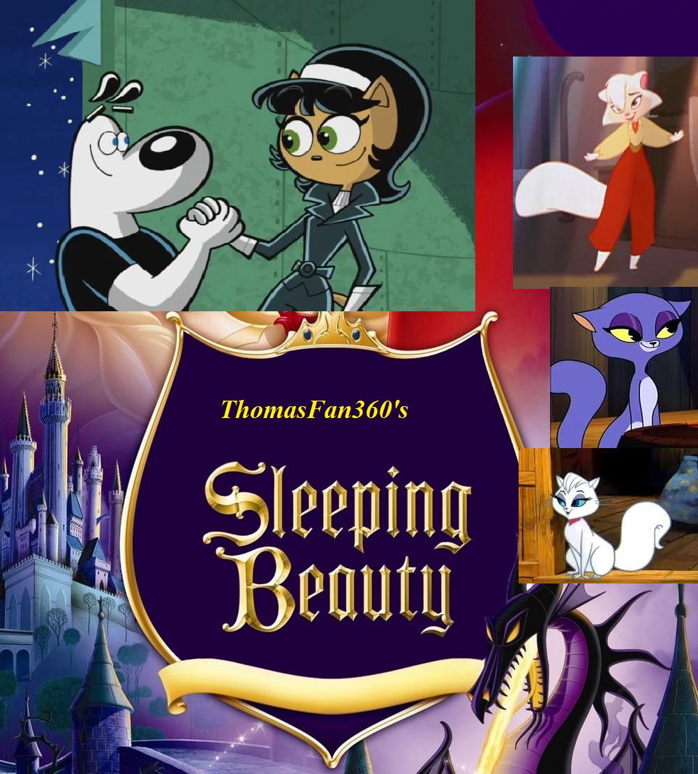 Sleeping Beauty (ThomasFan360 Style)