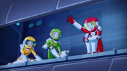 Spies spacesuits Totally Spies movie