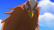Yoohoo And Friends Falcon