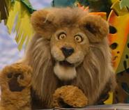 Chuck the Lion