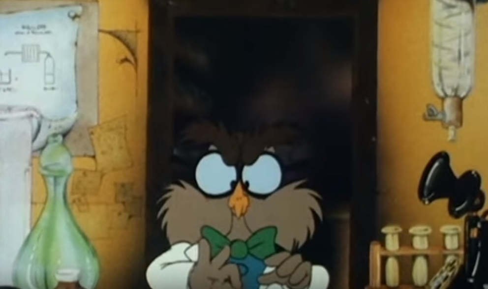 Dudley Poyson Owl
