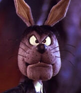 Irontail here comes peter cottontail