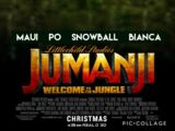 Jumanji: Welcome to the Jungle (Littlechild Studios Style)