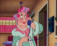 Miss Miller on the Phone