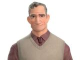 Professor Robert Callaghan/Yokai