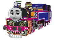 Reverse colored Ashima by 1995express