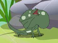 Rileys Adventures Frilled Lizard