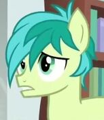 Sandbar in My Little Pony- Friendship is Magic