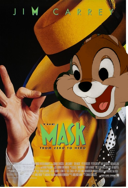 The Mask (TheBluesRockz Style)