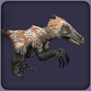 Velociraptor (Blue Fang)