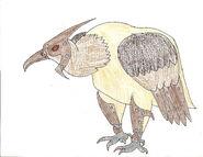 Z a stymphalian bird colored by nagasawaraijin d4i2lec