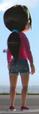 Amy Gonzales backside