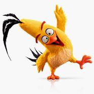 Chuck angry birds movie