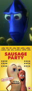 Dory Hates Sausage Party