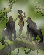 Guardian of the gorillas by tyrannoninja ddvori8 (1)