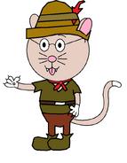 It's Andrew Catsmith (Robin Hood)