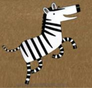 Karla the Zebra