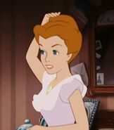 Mary Darling in Peter Pan