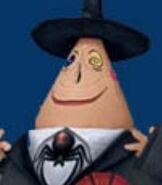 Mayor of Halloween Town in Kingdom Hearts
