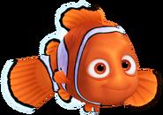 Nemo Finding Dory render