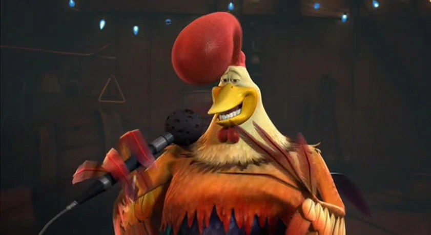 Root the Rooster