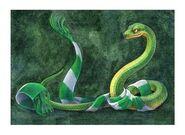 Slytherin Snake