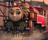 Ashima's duck face 2