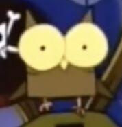 Cyberchase Owl